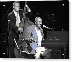 Freddy Cole And Elias Bailey Acrylic Print by Cleaster Cotton