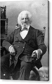 Frederick Douglass(c1817-1895) Acrylic Print by Granger