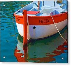 Fredo Acrylic Print