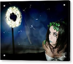 Acrylic Print featuring the photograph Freedom Awaits by Heather King