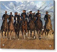 Freedom Riders Acrylic Print