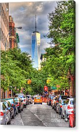Freedom Tower Acrylic Print