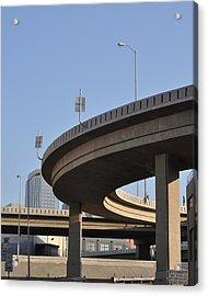 Freeway Acrylic Print