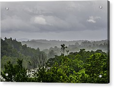 French Broad River Acrylic Print