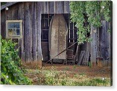 Countryside Barn Acrylic Print