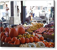 French Market - New Orleans Acrylic Print by Katie Spicuzza