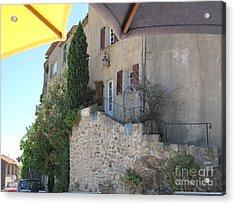 French Riviera - Ramatuelle Acrylic Print