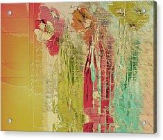 French Still Life - A09 Acrylic Print
