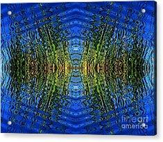 Frequency Acrylic Print