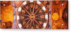 Frescos In A Church, Kariye Museum Acrylic Print