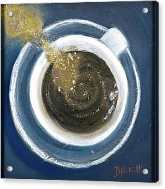 Fresh Cup Acrylic Print