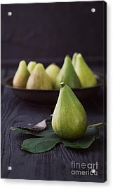 Fresh Figs Acrylic Print by Mythja  Photography