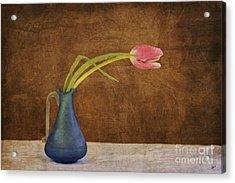 Fresh From The Garden Acrylic Print by Alana Ranney