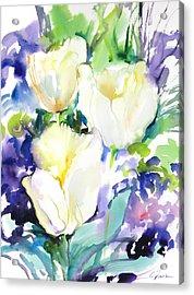 Fresh Pick No.384 Acrylic Print by Sumiyo Toribe