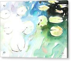 Fresh Pick No.387 Acrylic Print by Sumiyo Toribe