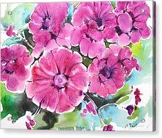 Fresh Pick No.388 Acrylic Print by Sumiyo Toribe