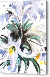 Fresh Pick No.395 Acrylic Print by Sumiyo Toribe