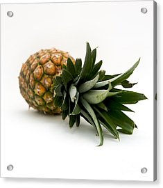 Fresh Pineapple Acrylic Print
