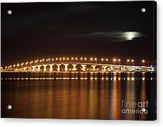 Friday The 13th At The Causeway Acrylic Print