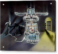 Fried Rabbit Acrylic Print