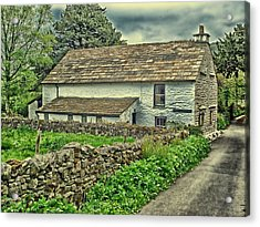 Friends Meeting House England Acrylic Print by Movie Poster Prints