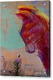 Friendship Acrylic Print