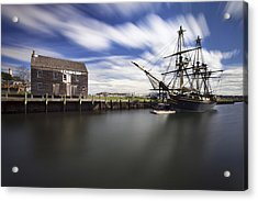 Friendship Of Salem Acrylic Print by Eric Gendron