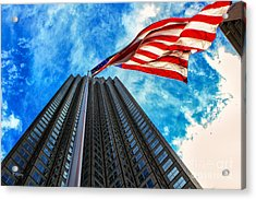 From A Different Perspective II Acrylic Print by Rene Triay Photography