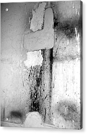 From Abandoned Factory Acrylic Print by Mary Sullivan