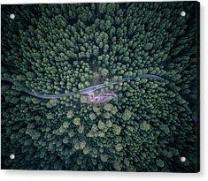 From Above IIi Acrylic Print