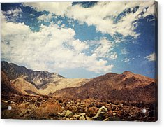 From Day To Day Acrylic Print by Laurie Search