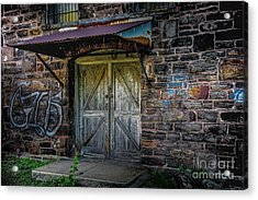 From Days Gone By Acrylic Print