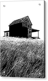 From Days Gone By Acrylic Print by Vivian Christopher