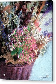 From Her Secret Admirer Acrylic Print