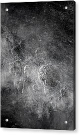 From Holes To Asteroids Acrylic Print by Loriental Photography