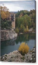 From Pont Du Gard Acrylic Print