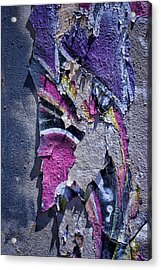 From Rags To Riches Acrylic Print