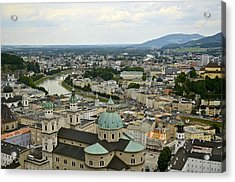From Salzburg Castle Acrylic Print