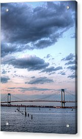 From The Bronx To Queens Acrylic Print by JC Findley
