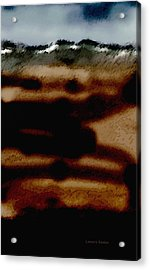 From The Mountains To The Prairies Acrylic Print by Lenore Senior