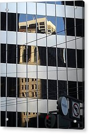 Front And Market Acrylic Print by Danny Lynch