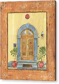 Front Door 1 Acrylic Print
