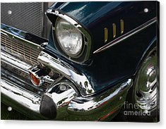 Front Side Of A Classic Car Acrylic Print