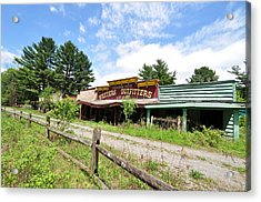 Frontier Town North Hudson Ny Acrylic Print