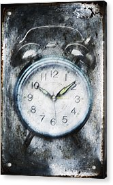 Frozen In Time Acrylic Print by Skip Nall