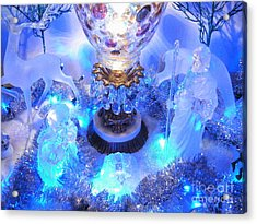 Frozen Nativity 2 Acrylic Print