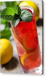 Fruit Cocktail Acrylic Print