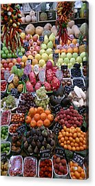 Fruits Acrylic Print