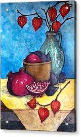 Fruits Of Season  Acrylic Print