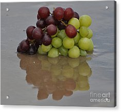 Fruitscapes Grapes Acrylic Print